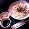 蕎香 - 料理写真:ざるのあいもり580円
