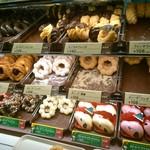 ミスタードーナツ - 【2016年12月】店頭のドーナツです