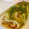 どんどん焼きカフェ カシワヤ - 料理写真: