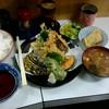 ダルマ矢 - 料理写真:天ぷら定食