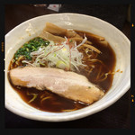のろし - 函館醤油ラーメン 780円