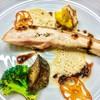 calme - 料理写真:丹波黒鶏のロースト ヴェルモット香るソース ペリグー