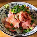 中華そば よしかわ - チャーシュー丼 400円