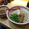 虎ジ - 料理写真:虎卵つけ麺