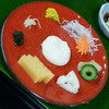 笹乃雪 - 料理写真:朝顔御膳(2,800円) の『生盛膾(白和え)』2016年12月