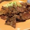 炭火焼 松阪 - 料理写真:炭火焼き肉ランチ 肉大盛り これで930円は幸せな気分になれます☆。.:*・゜