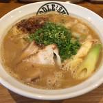 麺屋よしやす - 濃厚味噌豚骨ラーメン 750円