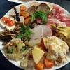 ジュリエッタ - 料理写真:(2016年11月)前菜盛り合わせ