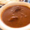ミルチ - 料理写真:ラムカレー