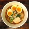 駅南八っすんば - 料理写真:追いかつお しょうゆ らぁ麺+味玉