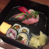 鮨と和の食 清吉 - 料理写真:ランチセットの握り