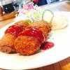キッチンなか田 - 料理写真:カニクリームコロッケ