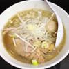 煮干中華そば のじじ - 料理写真:煮干し中華そばHARD+煮卵 900円