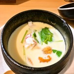 和食 直 - 海鮮茶わん蒸し