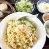 桂林餃子 満足 - 料理写真:チャーハンランチセットB 1000円