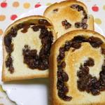 ぶどうぱんの店 舞い鶴 - サクッとトースト