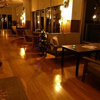 Cafe Niil Mare - クリスマス装飾