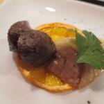 蘭奢待 - 砂肝 モモ肉