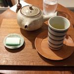 ゼンカフェ - 煎茶(800円)