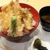 きたむら - 料理写真:ミックス天丼(1,296円)