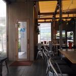 Cafe&Diner カリフォルニアカフェ - 内観
