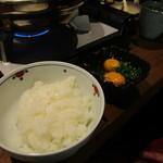 稲穂と一慶 - 最後の〆はチャンポンではなく雑炊にしていただきました。