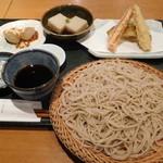 そば香房 遊味 - 料理写真:もり蕎麦小膳