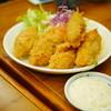 たぬき - 料理写真:カキフライ¥650