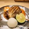 東麻布天本 - 料理写真:千葉県船橋産 カマスの炭火焼