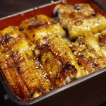Uemuraunagiya - 料理写真:うな重