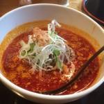 牛骨屋 バカボーン - 赤麺