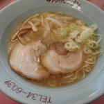 ゆうちゃんラーメン - ラーメン\550