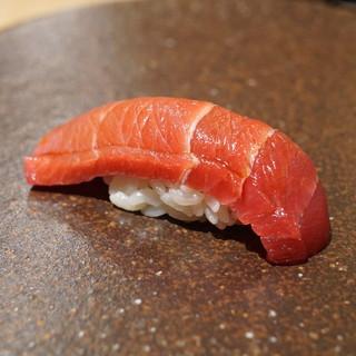 寿しの吉乃 - 料理写真:中トロ