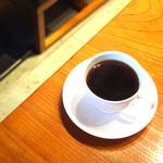 KAPPABASHI COFFEE & BAR - 本日コーヒー グァテマラ 8時〜11時まではモーニングメニューがあります