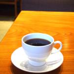 KAPPABASHI COFFEE & BAR - 本日のコーヒー ガテマラ 8時〜11時までは本日コーヒーのみの提供です。