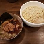 麺処 井の庄 - 【2016/12】味玉つけ麺