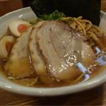 上海麺館 - 特製豚そば850円