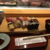 鮨政 - 料理写真:にぎり大盛(13貫+巻物3種に味噌汁付き)