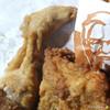 ケンタッキーフライドチキン - 料理写真:4ピース食べくらべパック ポテトLに変更
