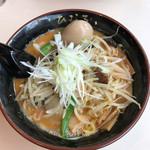 北海道らぁ麺 ひむろ - みそオロチョン