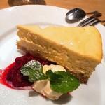 IDOL - ベイクドチーズケーキ
