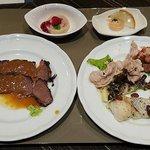 オールデイブッフェ コンパス - オールデイブッフェ コンパス @Yokohama Bay Sheraton 1st.ラウンド目 洋食メイン