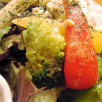 5965859 - 10種野菜のサラダ