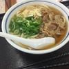徐福亭 - 料理写真:肉うどん