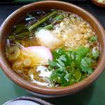 和食処割烹茶々 - 料理写真:おろし山菜そば(880円)