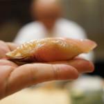 初音鮨 - 淡路の鯖