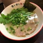 麺屋彩々 - 清澄塩ラーメン