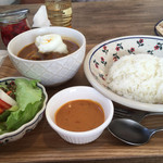 Gallery Cafe & Curry 紅屋 -