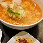 麺屋海神 - 2016/12/04