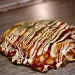 福太郎 - 豚玉焼
